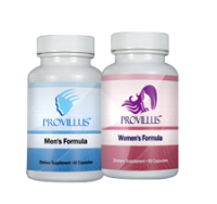 Provillus Hair ingredients