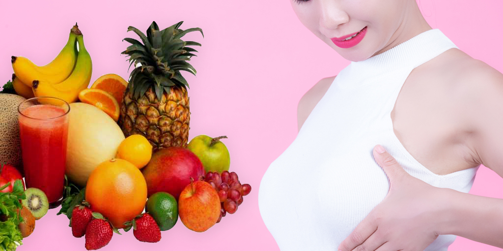 foods for breast enlargement