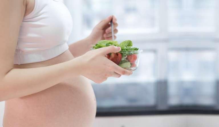 Right pregnancy diet