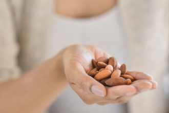 Raw Almonds Health Benefits