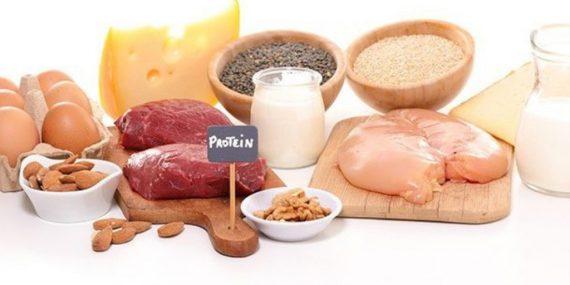 Protein Rich Diet Foods Groups