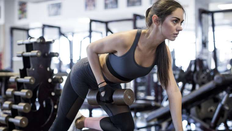 Women fitness myths