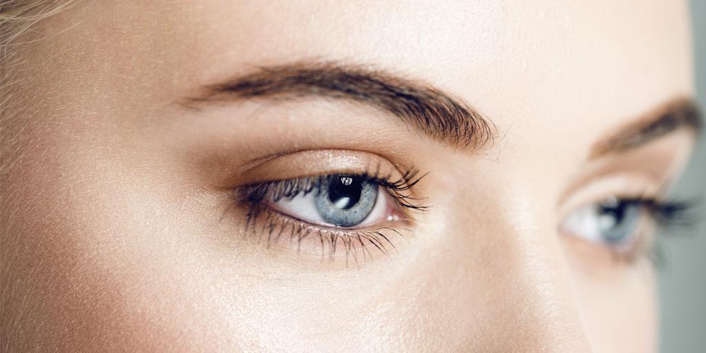 Beautiful looking eyes