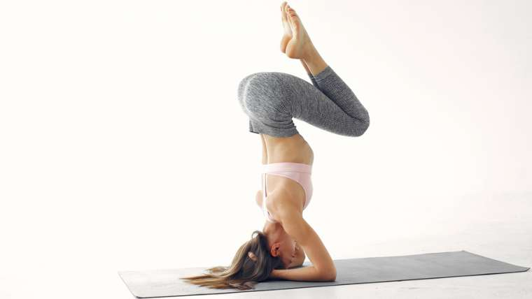 Yoga help in weight loss